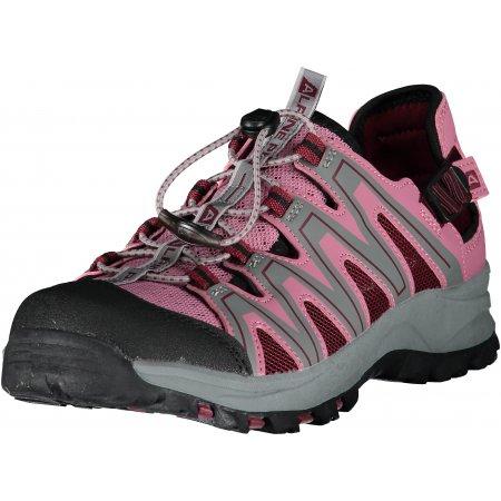 Dámské sandále ALPINE PRO DONIA LBTR259 RŮŽOVÁ