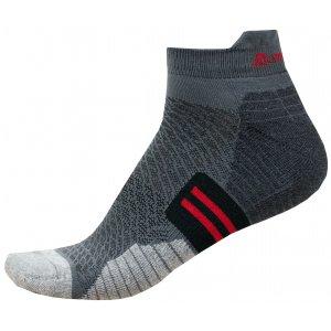 Ponožky ALPINE PRO DON USCR054 ČERVENÁ