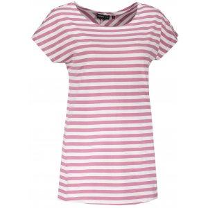 Dámské triko ALPINE PRO LANDERSA LTSR559 RŮŽOVÁ