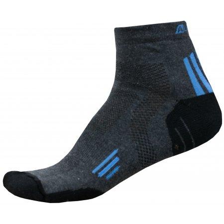 Ponožky ALPINE PRO AXION 3 USCR052 MODRÁ