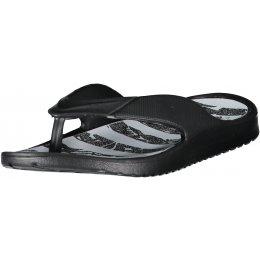 Dámské pantofle ALPINE PRO RUSAKA LBTR256 ČERNÁ