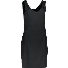 Dámské šaty ALPINE PRO ELANDA LSKL078 ČERNÁ