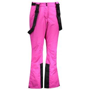 Dámské lyžařské kalhoty ALPINE PRO ANIKA 2 LPAS450 RŮŽOVÁ
