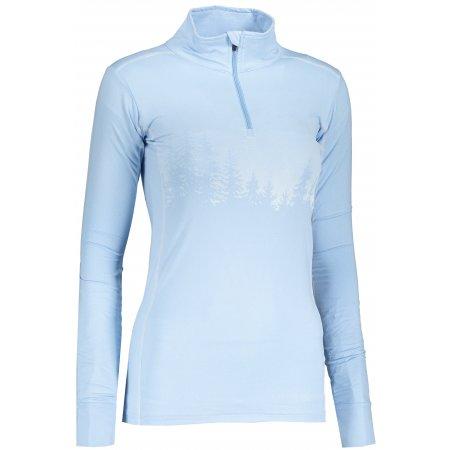 Dámské funkční triko ALPINE PRO NEVEA 6 LTSS676 SVĚTLE MODRÁ