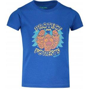 Dětské triko s krátkým rukávem ALPINE PRO IVARO 3 KTSS278 MODRÁ