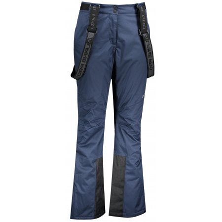 Dámské lyžařské kalhoty ALPINE PRO ANIKA 2 LPAS450 TMAVĚ MODRÁ