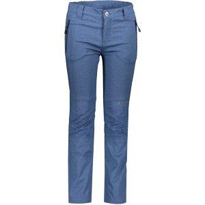 Dětské softshellové kalhoty ALPINE PRO PLATAN 4 KPAS158 TMAVĚ MODRÁ