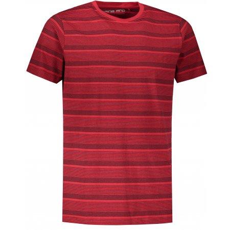 Pánské triko ALPINE PRO RATIZ MTSS557 ČERVENÁ