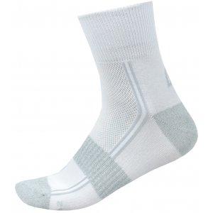 Ponožky ALPINE PRO 3HARE 2 USCZ042 BÍLÁ