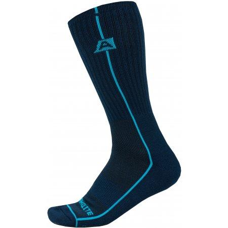 Ponožky ALPINE PRO BANFF 2 USCZ039 MODRÁ