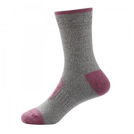 Dětské ponožky ALPINE PRO RAPID 2 KSCS010 RŮŽOVÁ