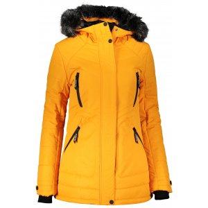 Dámská zimní bunda ALPINE PRO ICYBA 6 LJCS409 ŽLUTÁ