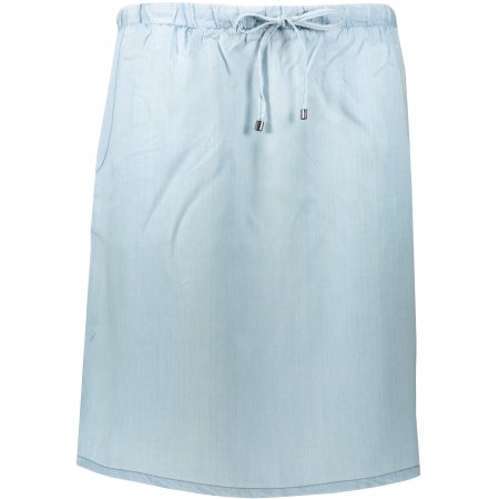 Dámská sukně ALPINE PRO VORIA LSKT291 SVĚTLE MODRÁ