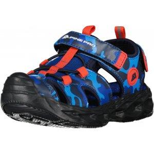Dětské sandále ALPINE PRO AVANO KBTT278 MODRÁ