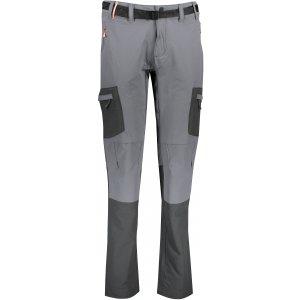 Dámské softshellové kalhoty ALPINE PRO DANA LPAT475 ŠEDÁ