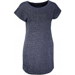 Dámské šaty ALPINE PRO TENA 2 LSKT293 TMAVĚ MODRÁ