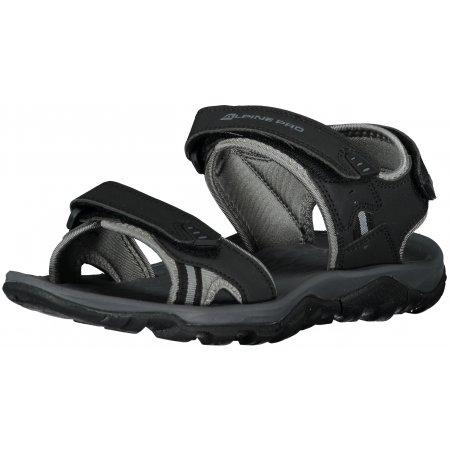 Pánské sandále ALPINE PRO LAMONTE UBTT246 ČERNÁ