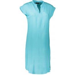 Dámské šaty ALPINE PRO BERLIA LSKT287 MODRÁ