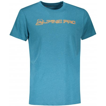 Pánské triko ALPINE PRO TIBERIO 9 MTST584 SVĚTLE MODRÁ