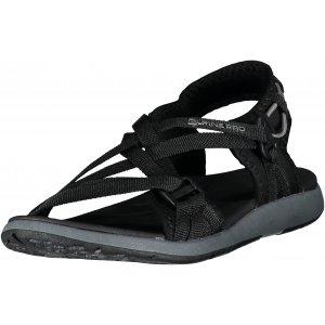 Dámské sandále ALPINE PRO CHESTRA LBTT300 ČERNÁ