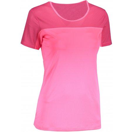 Dámské funkční triko ALPINE PRO LEONA 2 LTST721 RŮŽOVÁ