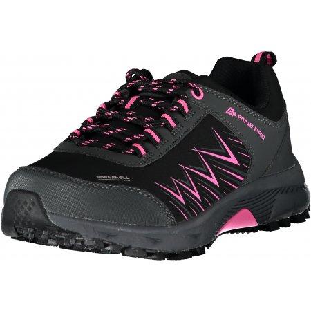 Dámské boty ALPINE PRO AVERY UBTT251 RŮŽOVÁ