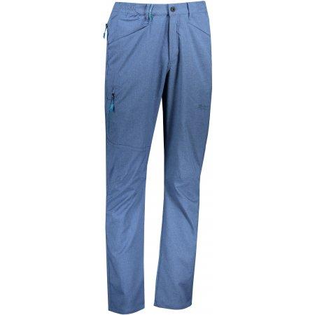 Pánské softshellové kalhoty ALPINE PRO TIMER MPAT463 TMAVĚ MODRÁ