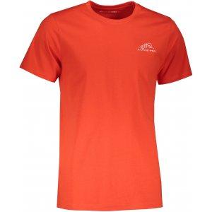 Pánské triko ALPINE PRO UNEG 9 MTST578 ČERVENÁ