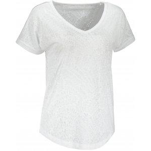 Dámské triko ALPINE PRO HARISA 4 LTST714 BÍLÁ