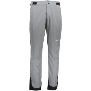 Pánské softshellové kalhoty ALPINE PRO SPID MPAT489 ŠEDÁ