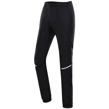 Dámské outdoorové kalhoty ALPINE PRO HUWA 3 LPAU433 ČERNÁ