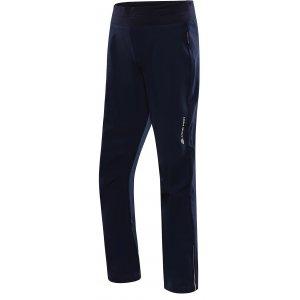 Dětské kalhoty ALPINE PRO OCIO INS. KPAU072 TMAVĚ MODRÁ
