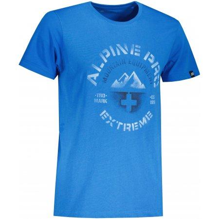 Pánské triko ALPINE PRO DRACH MTSU564 MODRÁ