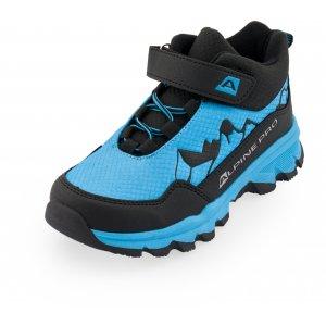 Dětské zimní boty ALPINE PRO MONTINO KBTU308 MODRÁ