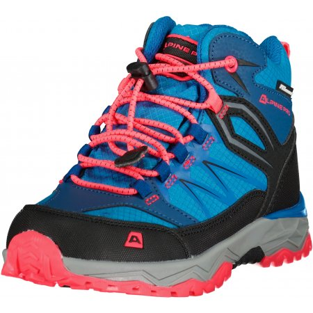 Dětské boty ALPINE PRO MOLLO KBTU311 MODRÁ