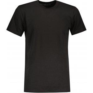 Pánské triko ALPINE PRO MARAH MTSU702 ČERNÁ