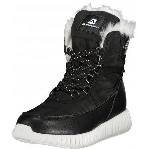 Dámské zimní boty ALPINE PRO NERA LBTU352 ČERNÁ