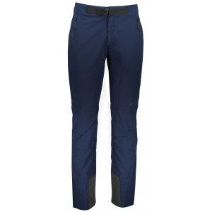 Pánské softshellové kalhoty ALPINE PRO ROHAN MPAU374 TMAVĚ MODRÁ