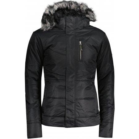 Pánská zimní bunda ALPINE PRO GABRIELL 5 MJCU487 ČERNÁ