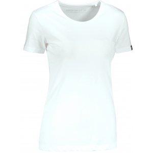 Dámské triko ALPINE PRO HERSA LTSU834 BÍLÁ