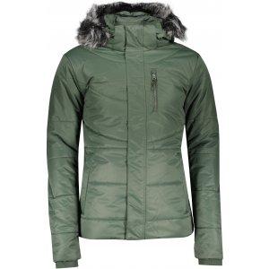 Pánská zimní bunda ALPINE PRO GABRIELL 5 MJCU487 ZELENÁ