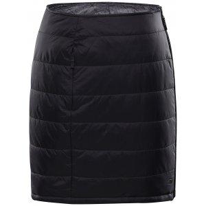 Dámská sukně ALPINE PRO TRINITY 8 LSKU316 ČERNÁ