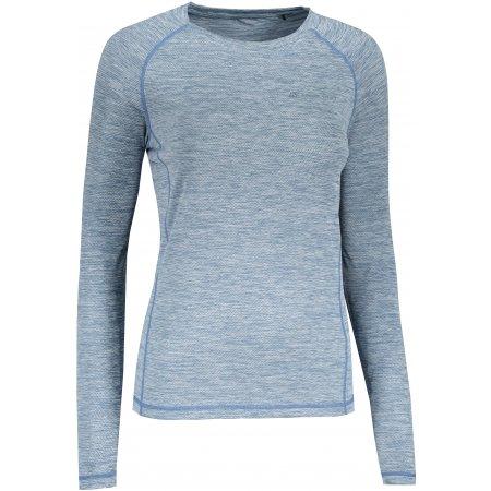 Dámské funkční triko ALPINE PRO ELFERA LTSU761 ŠEDÁ